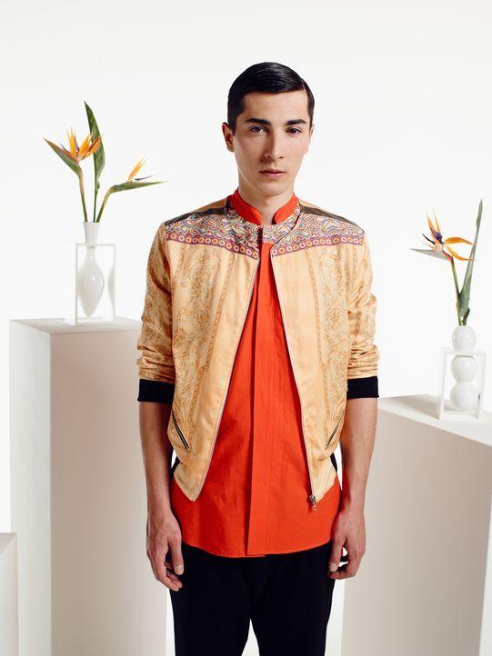 Fashion-Hero-Epi05-Shooting-Marcel-Ostertag-04-Thomas-von-Aagh - Bildquelle: Thomas von Aagh