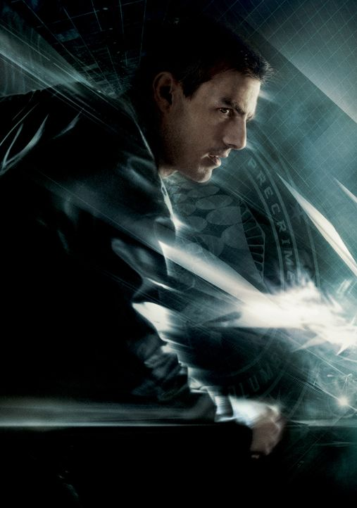 Minority Report mit Tom Cruise - Bildquelle: 2002 Dreamworks LLC & 20th Century Fox Film Corp. All Rights Reserved