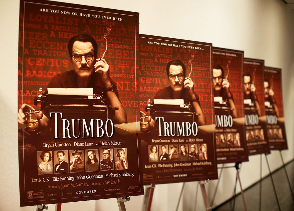 Trumbo-getty-AFP - Bildquelle: getty-AFP