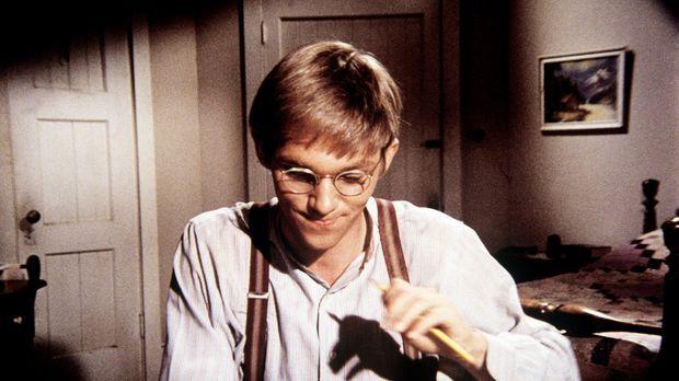 Kurz vor einem wichtigen Test sind John-Boys (Richard Thomas) Chemie-Aufzeich...