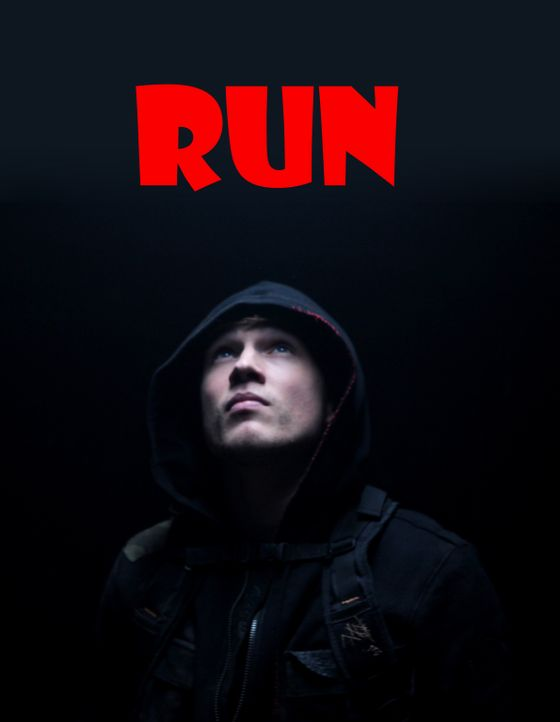 RUN - Plakatmotiv - Bildquelle: RUN THE MOVIE LLC 2011