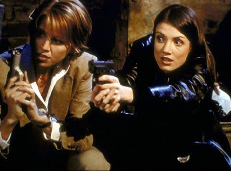 Diagnose: Mord - Die beiden Polizistinnen Amy (Kathy Evison, r.) und Taylor (...