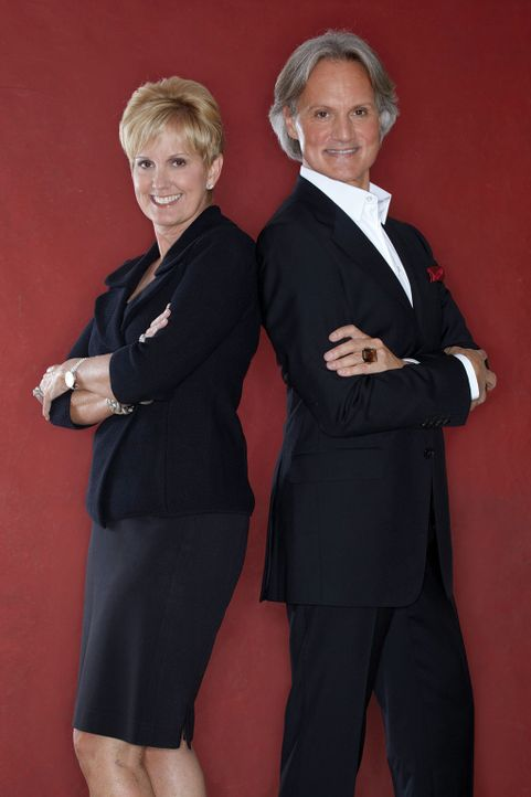 Ist die Kundin zufrieden, sind es Monte Durham (r.) und Lori Allen (l.) auch ... - Bildquelle: TLC & Discovery Communications