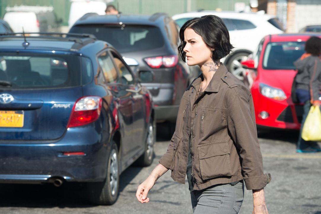 Wird sie jemals ihre Identität wieder zurück gelangen? Jane (Jaimie Alexander) ... - Bildquelle: Warner Brothers