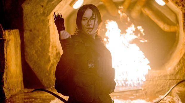 """Stars - Jennifer Lawrence macht Schluss mit Katniss: Nie wieder """"Die Tribute von Panem"""""""