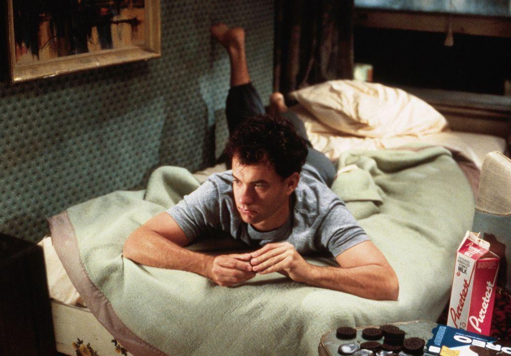 """Manchmal wünscht sich Joshua """"Josh"""" Baskin (Tom Hanks) in seinen kindlichen Körper zurück ... - Bildquelle: 20th Century Fox Film Corporation"""