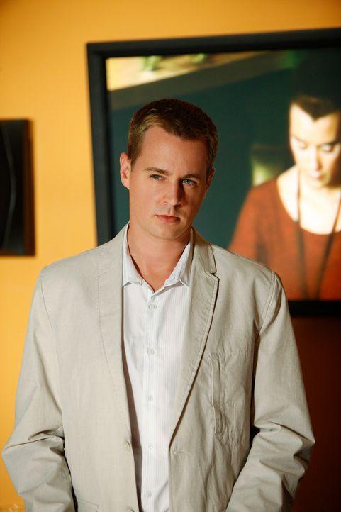 Ist von Zivas Unschuld überzeugt: McGee (Sean Murray) ... - Bildquelle: CBS Television