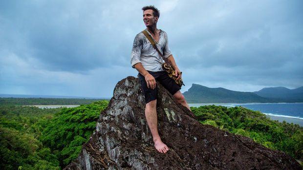Bill Weir besucht Stammesvölker in Vanuatu, wahrscheinlich eines der letzten...