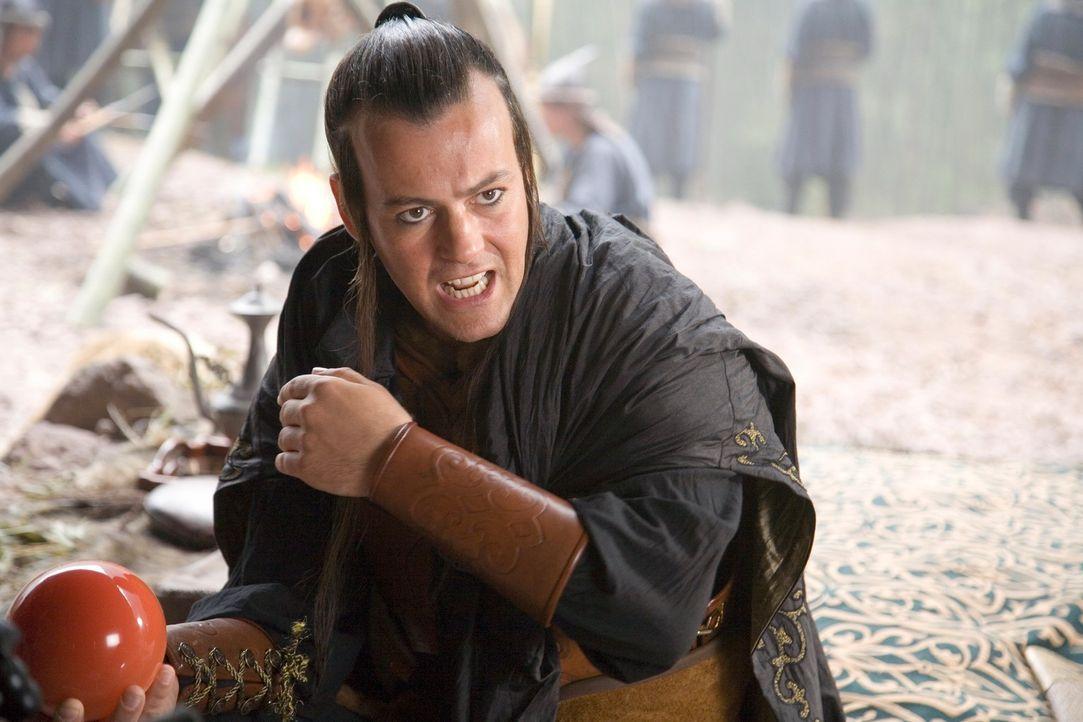 Aus lauter Eifersucht lässt sich Ting Ting vor den Karren des hemmungslosen Prinzen des Nordens (Rupert Graves) spannen. Doch dann werden D.B. und... - Bildquelle: RHI Entertainment
