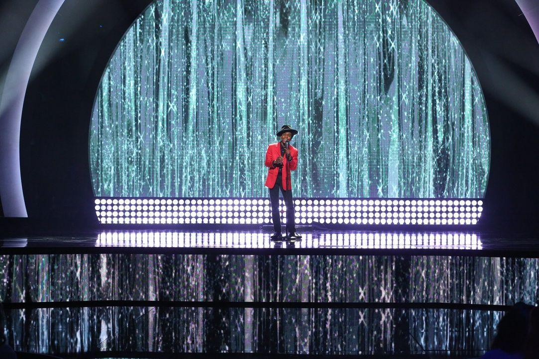 Der junge Schauspieler und Sänger Nathaniel Cullors spielt in dem Musical Motown einige der wichtigsten Charaktere, die das Musiklabel großgemacht h... - Bildquelle: Warner Bros.