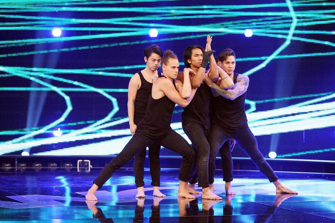 Got-To-Dance-Contrast-03-SAT1-ProSieben-Guido-Engels - Bildquelle: SAT.1/ProSieben/Guido Engels