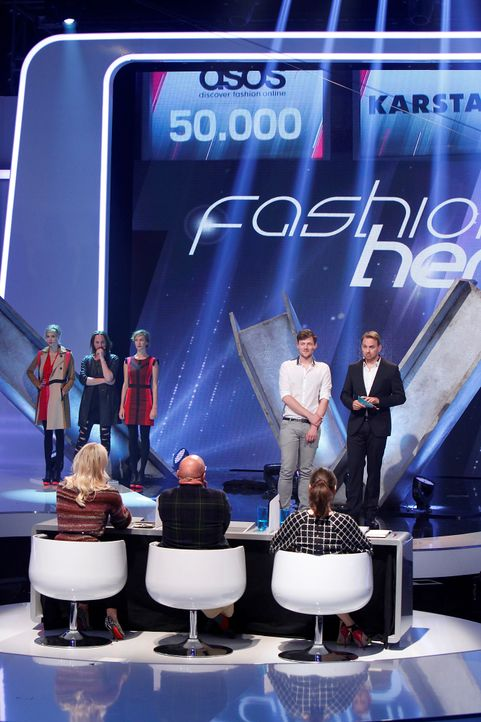 Fashion-Hero-Epi03-Show-045-ProSieben-Richard-Huebner - Bildquelle: Richard Huebner
