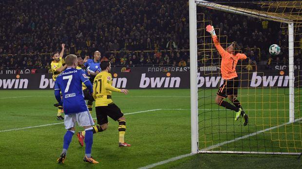25. November 2017: Borussia Dortmund - FC Schalke 4:4 - Bildquelle: imago/Team 2