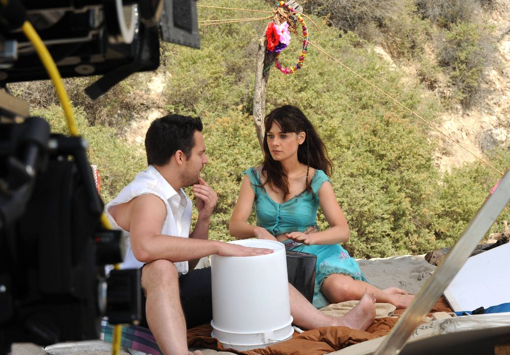New Girl Behind The Scenes4 - Bildquelle: 20th Century Fox Film Corporation. All rights reserved