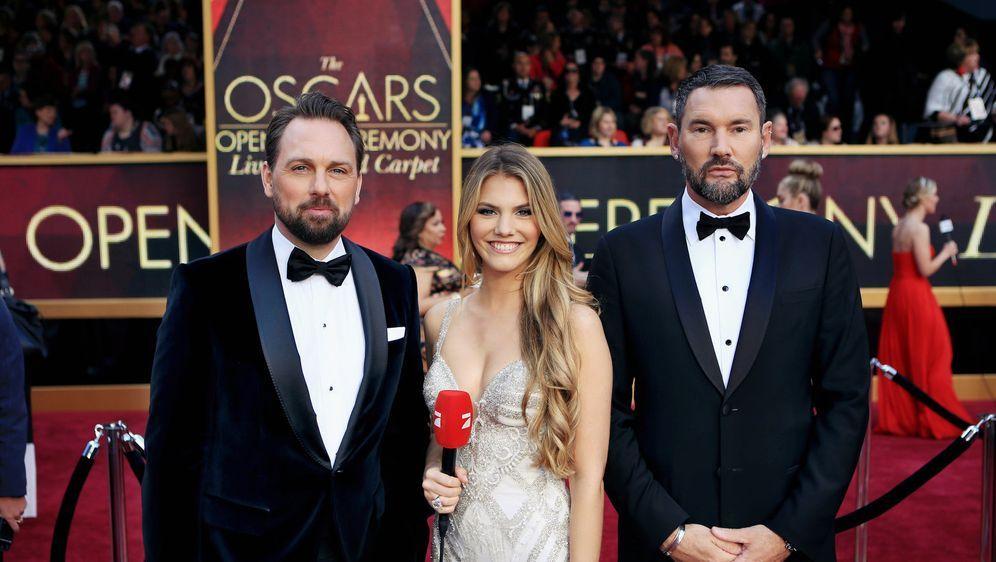 Oscar 2018 - red. Carpet Live - Bildquelle: Martin Ehleben ProSieben
