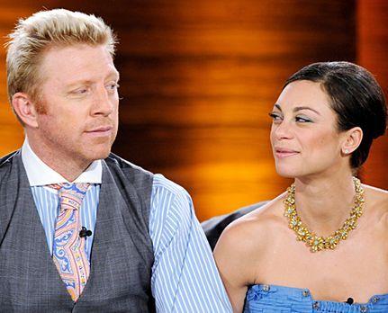 Und jetzt wird geheiratet!  Boris Becker und Lilly Kerssenberg am 28. Februa...