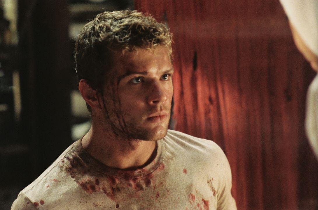 Die Uhr tickt, Blut fließt und jede Minute könnte seinen Tod bedeuten: Martijn (Ryan Phillippe) ... - Bildquelle: Lions Gate Films