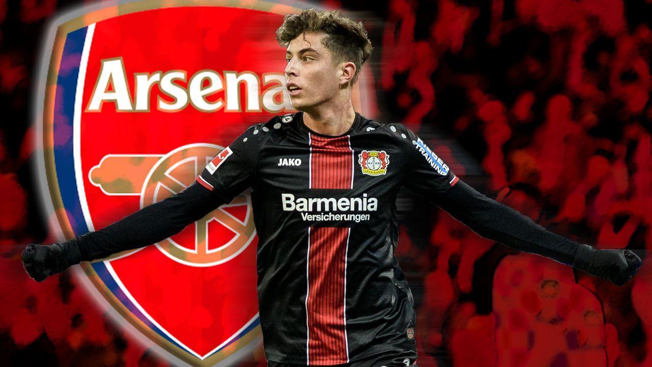 Kai Havertz (Bayer Leverkusen) - Bildquelle: getty/ran.de