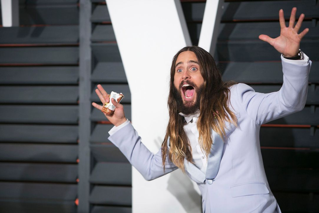 Oscars-Vanity-Fair-Party-Jared-Leto-150222-AFP - Bildquelle: AFP