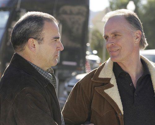 Bei den Recherchen stoßen Gideon und sein Team auf Frank, einem Sexualsadisten, der 30 Jahre lang ohne jedes Mitgefühl... - Bildquelle: Touchstone