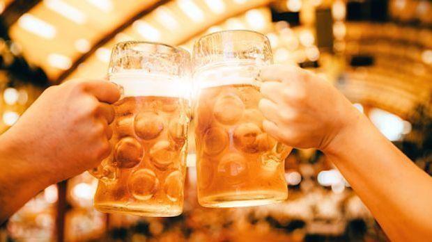 Neben gutem Bier gibt es auch einige Straftaten auf dem Oktoberfest.