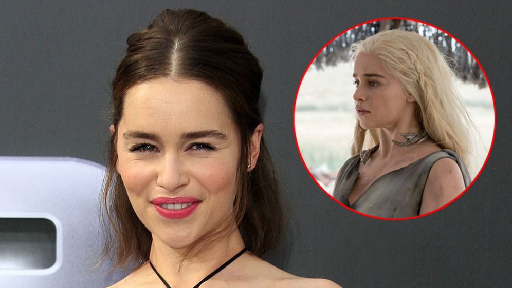 Game Of Thrones Beauty Emilia Clarke Dank Khaleesi Selbstzweifel