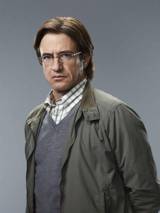 (1. Staffel) - Der Drahtzieher der Entführung, Francis Gibson (Dermot Mulroney), ein ehemalige CIA-Analyst hat mit der amerikanischen Regierung noch... - Bildquelle: 2013-2014 NBC Universal Media, LLC. All rights reserved.
