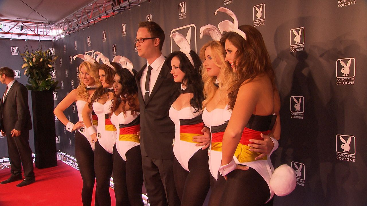 Eröffnung des ersten Playboy Club auf dem europäischen Festland ... - Bildquelle: SAT.1