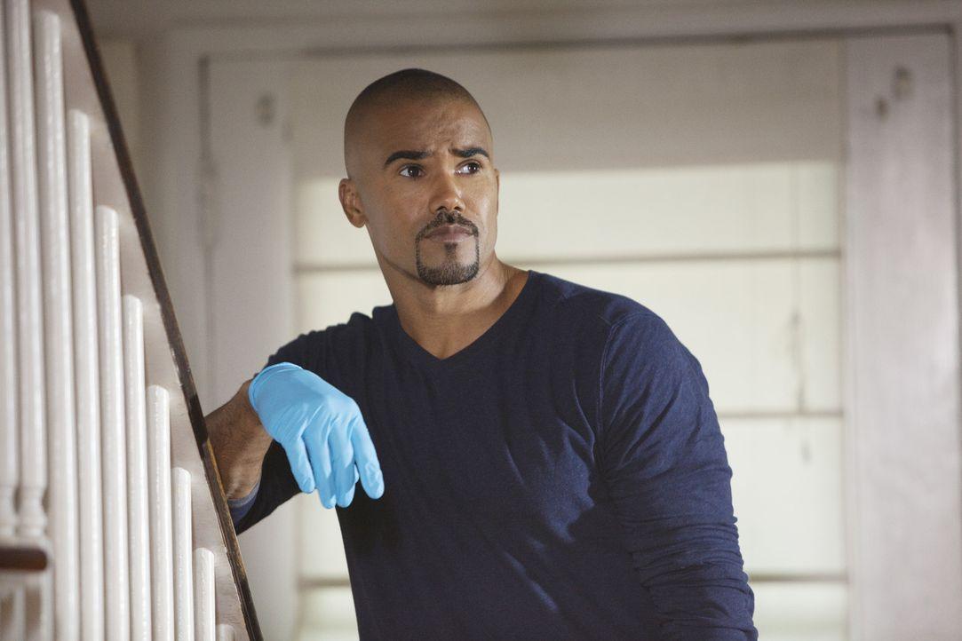 Auf der Suche nach einem Serienkiller: Morgan (Shemar Moore) ... - Bildquelle: Touchstone Television