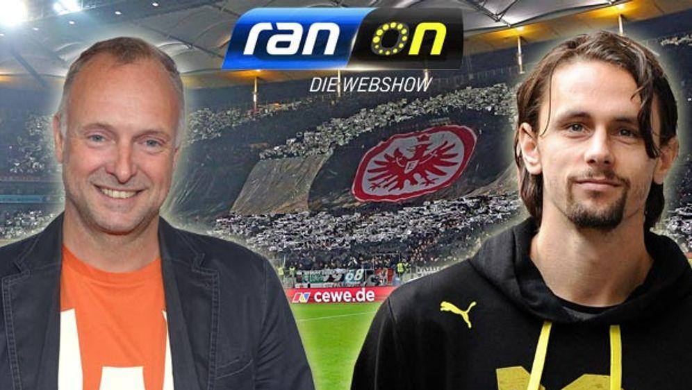 Frank Buschmann und Neven Subotic live bei kabel eins und in der ranON Websh... - Bildquelle: Imago/Getty
