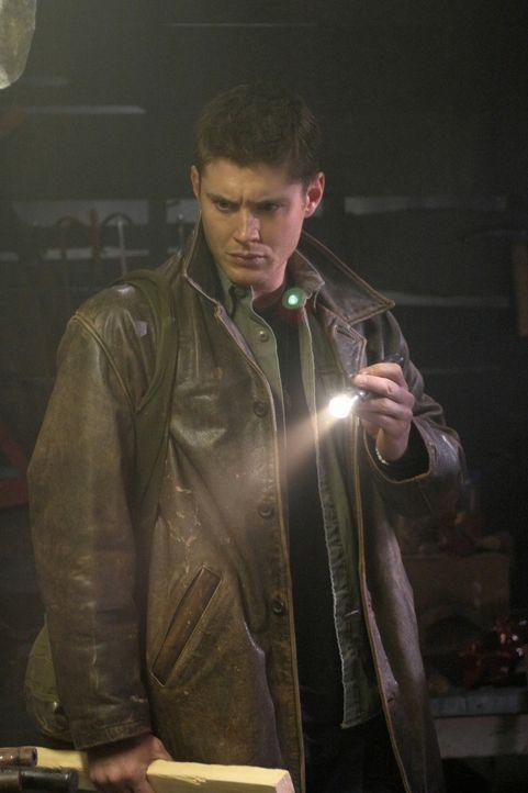 Kurz vor Weihnachten stoßen Sam und Dean (Jensen Ackles) auf eine geheimnisvolle Mordserie, bei der die Opfer durch den Kamin aus ihren Häusern gezo... - Bildquelle: Warner Bros. Television