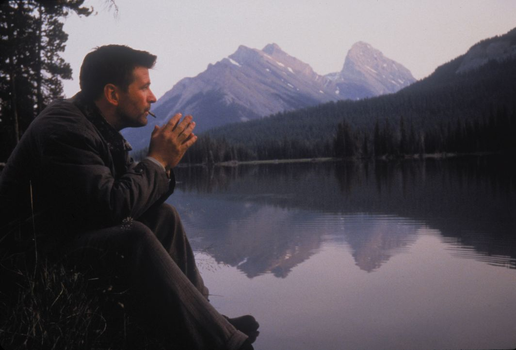 In der Wildnis und Weite Alaskas muss Modefotograf Robert Green (Alec Baldwin) völlig neue Herausforderungen meistern ... - Bildquelle: kabel eins