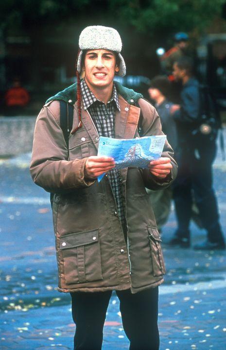 New York! Zwischen all den hippen, coolen und modebewussten Studenten erscheint das Landei Paul (Jason Biggs) als der geborene Loser. Doch dann lern... - Bildquelle: Columbia TriStar