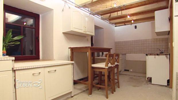 abenteuer leben am sonntag video k che selbst bauen kabeleins. Black Bedroom Furniture Sets. Home Design Ideas