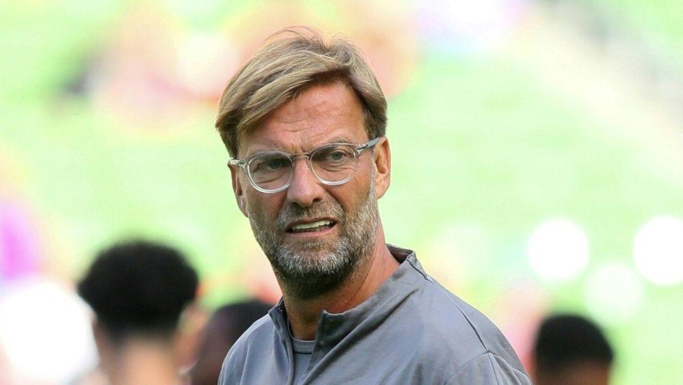 Jürgen Klopp verteidigt Transfers des FC Liverpool - Bildquelle: AFPSIDPAUL FAITH
