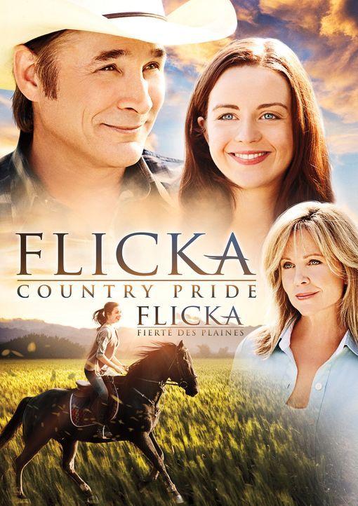 FLICKA 3 - Plakatmotiv - Bildquelle: 2012 Twentieth Century Fox Film Corporation. All rights reserved.