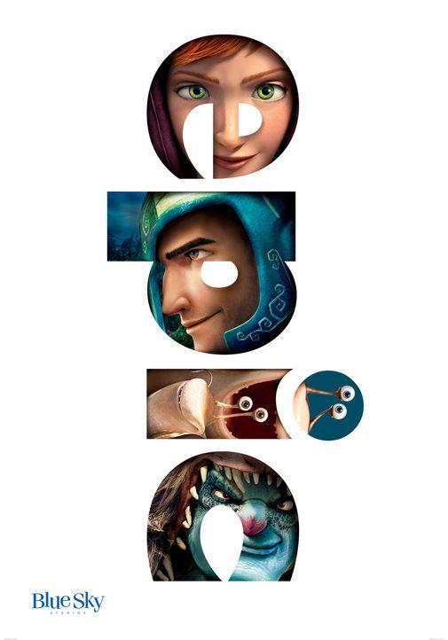 Epic - Verborgenes Königreich - Logo - Bildquelle: 2013 Twentieth Century Fox Film Corporation. All rights reserved.