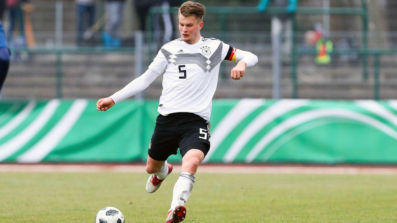 Lars Lukas Mai (FC Bayern München, U19-Nationalspieler) - Bildquelle: imago/Picture Point
