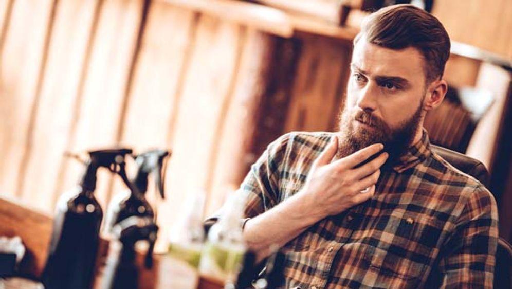 Darum tragen Männer WIRKLICH Bart - Bildquelle: fotolia / gstockstudio