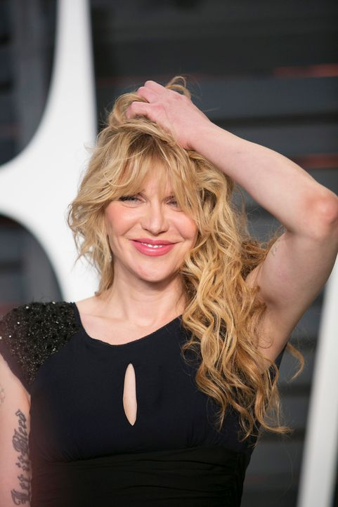 Oscars-Vanity-Fair-Party-Courtney-Love-150222-AFP - Bildquelle: AFP