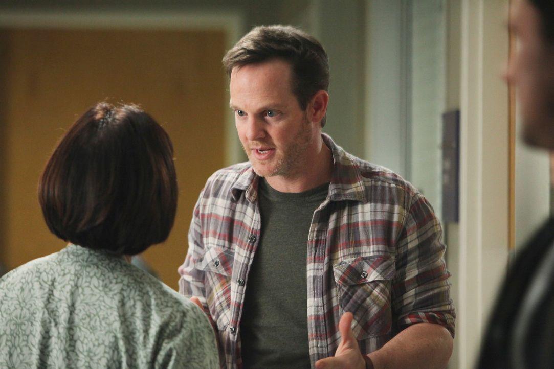 Meredith hat die Oberaufsicht über die Notaufnahme, die aus allen Nähten platzt. Ein Junge, der einen gebrochenen Oberschenkelknochen hat, kann nich... - Bildquelle: ABC Studios