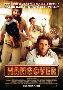 Hangover - Hangover - Plakatmotiv - Bist du hart genug für Las Vegas? Alan (Z...