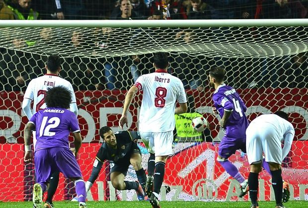 Real Madrid trifft am Sonntag erneut auf Sevilla