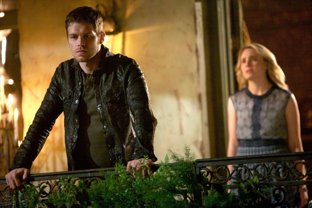 Klaus und Cami - Bildquelle: Warner Bros. Entertainment Inc.