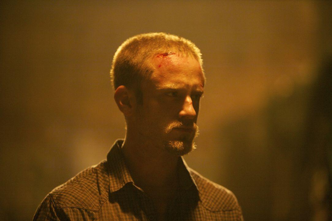 Als Steve (Ben Foster) herausfindet, dass Arthur Bishop hinter dem Tod seines Vaters steckt, kommt es zum ultimativen Showdown ... - Bildquelle: 2010 SCARED PRODUCTIONS, INC.