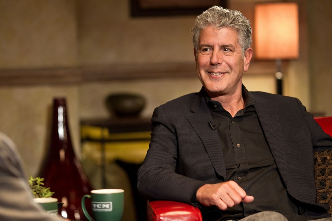 (4. Staffel) - Koch Anthony Bourdain begibt sich auf kulinarische Abenteuer ... - Bildquelle: Mark Hill 2014 Cable News Network, Inc. A TimeWarner Company All rights reserved