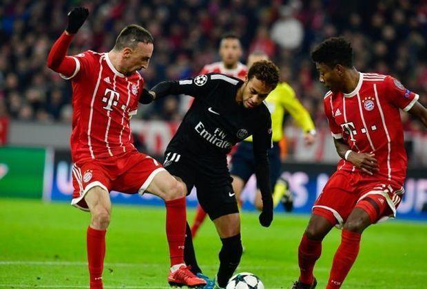 Rückkehr als Kapitän: Bayerns Franck Ribery (l.)
