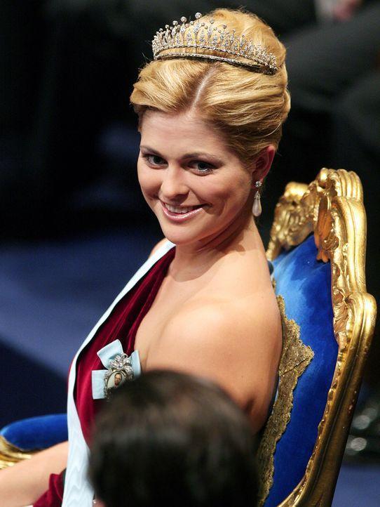 Prinzessin-Madeleine-von-Schweden-07-12-10-dpa - Bildquelle: dpa