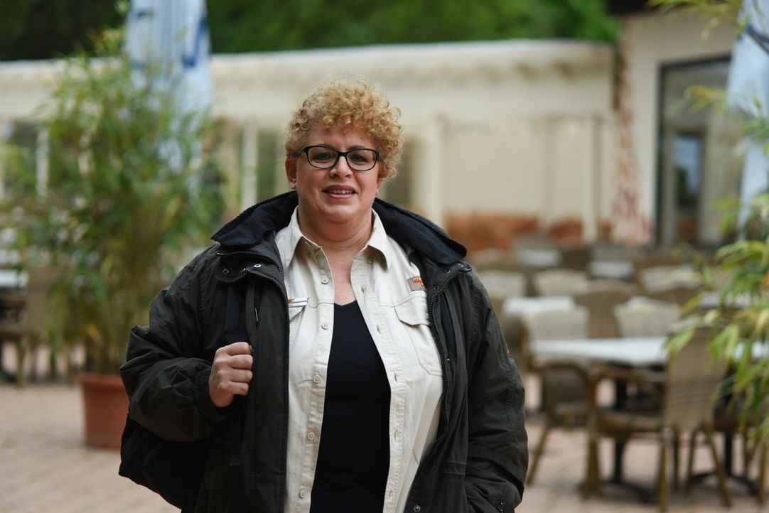Wie stehen die Chancen von Bewerberin Ruth Legagneux, wenn sie nicht nur den Chef, sondern auch die möglichen Kollegen überzeugen muss? - Bildquelle: Marion von der Mehden kabel eins