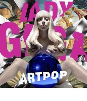 Lady Gaga Artpop - Cover 300 x 348